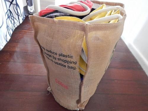 Coles Eco Bag1