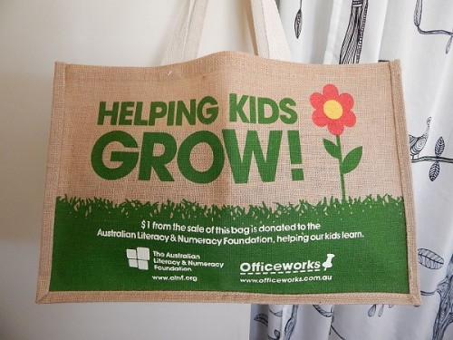 Officeworks Eco Bag