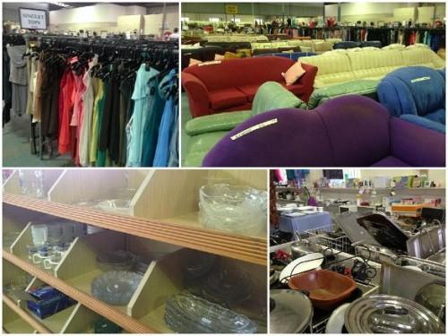 Op Shop Inside