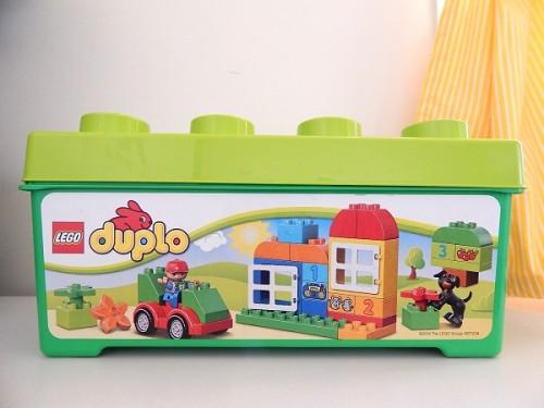 Lego Duplo Green1