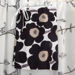 型紙いらずで簡単!手作り巻きスカートの作り方