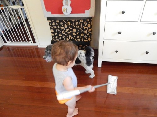 Fleece Cleaning2