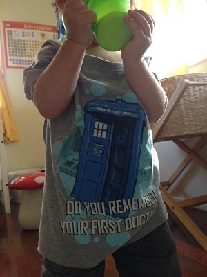 Make Kids Tshirt From Adult Tshirt7