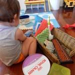 幼児・子供が喜ぶ手作りおもちゃ!超簡単!宝の山の作り方