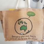 家庭ゴミを減らす工夫!エコバッグでお買い物!使い方と活用術