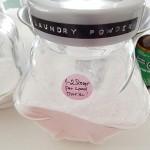 アロマのやさしい香りの粉末洗濯洗剤を手作りしてみた!作り方
