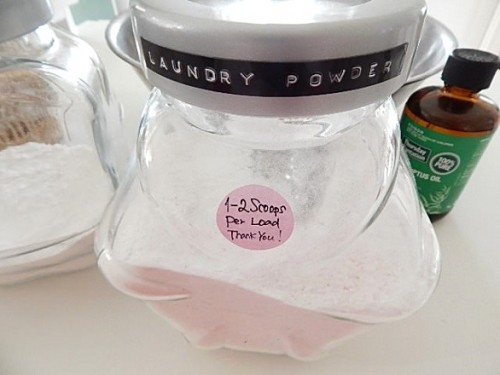 DIY Laundry Powder8