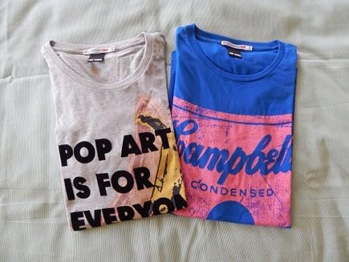 Andy Warhol Tshirts