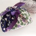 ハンカチ&バンダナ簡単リメイク!あずま袋お弁当袋の作り方・縫い方