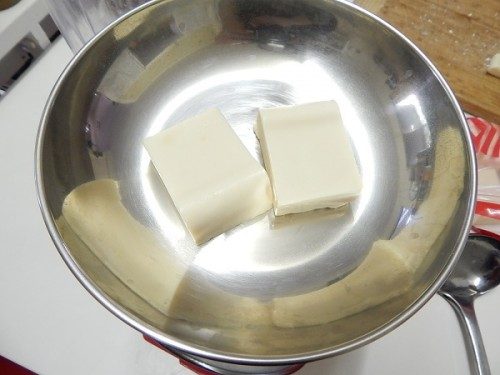 Homemade Canola Oil Soap