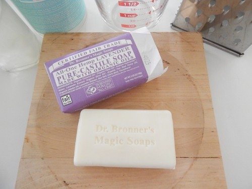 Magic Soap Lavender