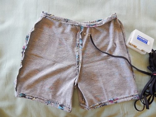 Make Kid Shorts Out of Old Clothes12