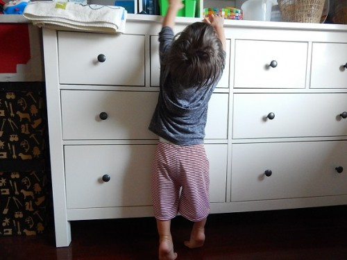 Make Kid Shorts Out of Old Clothes 15-2