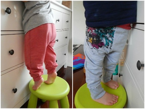 DIY Kids Pants Featured Image