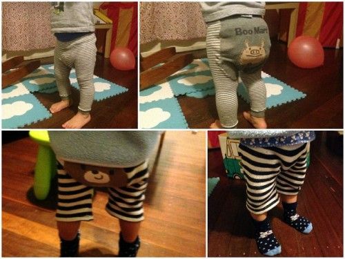 Make Kids Pants Out of Old Clothes1
