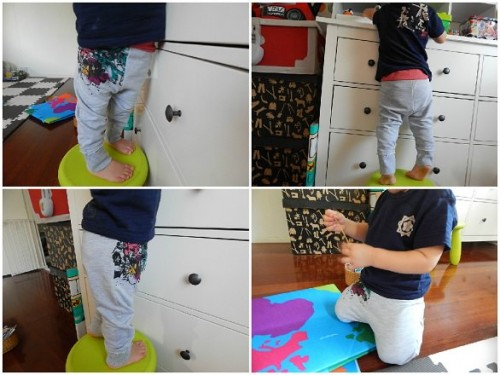 Make Kids Pants Out of Old Clothes15