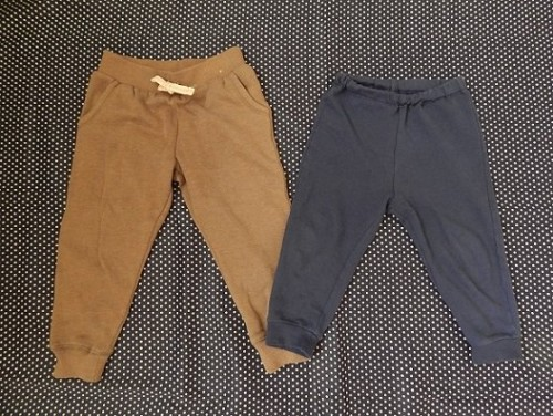 Make Kids Pants Out of Old Clothes3