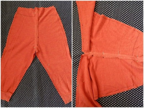 Make Kids Pants Out of Old Clothes7