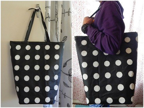 DIY Reusable Cooler Bag10