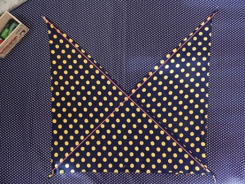 Furoshiki Style Handbag1-3