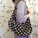 まるで風呂敷バッグ!意外に簡単!マチ付きあずま袋の作り方・縫い方