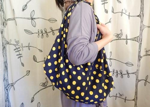 Furoshiki Style Handbag12-1