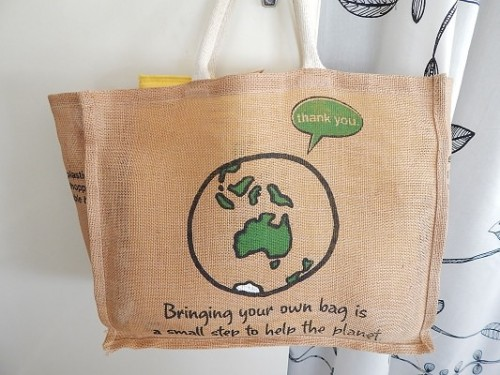 Coles Reusable Bag1