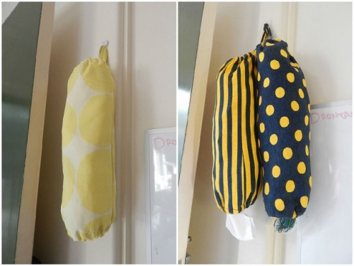 DIY Grocery Bag Dispenser15