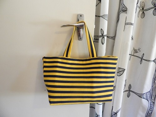 DIY Insulated Lunch Tote Bag1