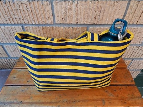 DIY Insulated Lunch Tote Bag2