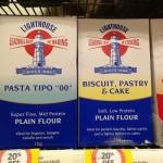 強力粉はどれ?英語でなんていう?オーストラリアの小麦粉事情