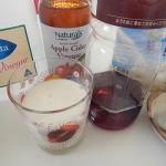リンゴ酢と牛乳で簡単ヨーグルトドリンク!レシピ・作り方
