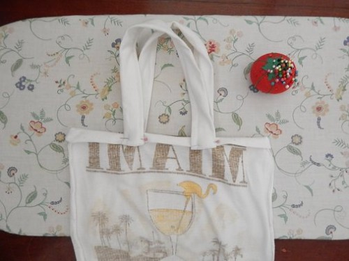 Turn A Tshirt Into A Tote Bag13