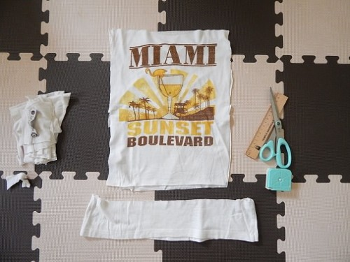 Turn A Tshirt Into A Tote Bag7
