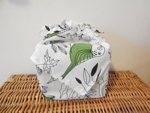 DIY Furoshiki Gift Wrap6