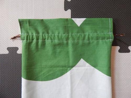 DIY Reusable Drawstring Gift Bag10