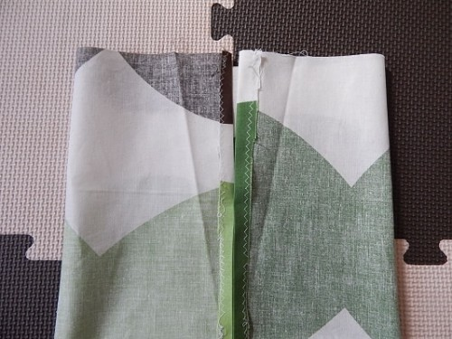 DIY Reusable Drawstring Gift Bag5