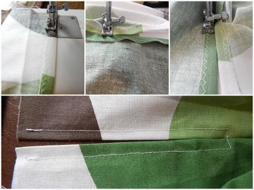 DIY Reusable Drawstring Gift Bag6