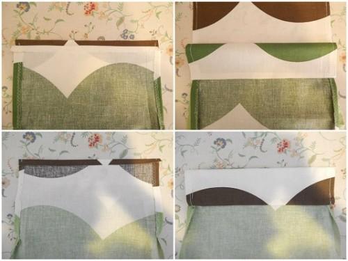 DIY Reusable Drawstring Gift Bag7