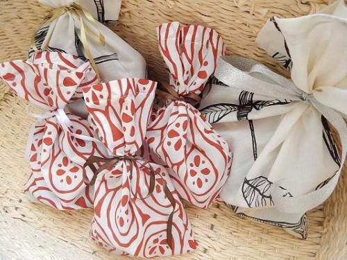 DIY Reusable Gift Bag11