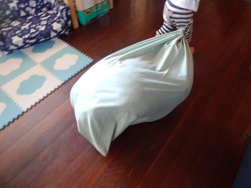 DIY Santa Gift Sack13