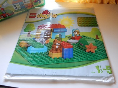 LEGO Duplo Plate