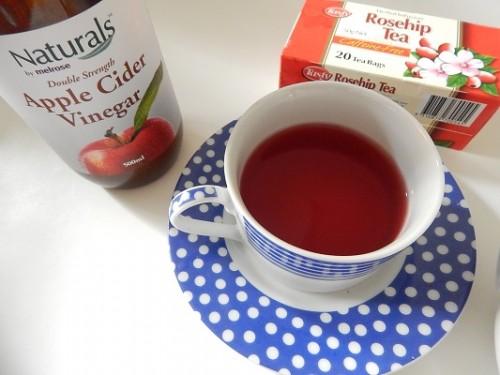 Rosehip Tea5-op