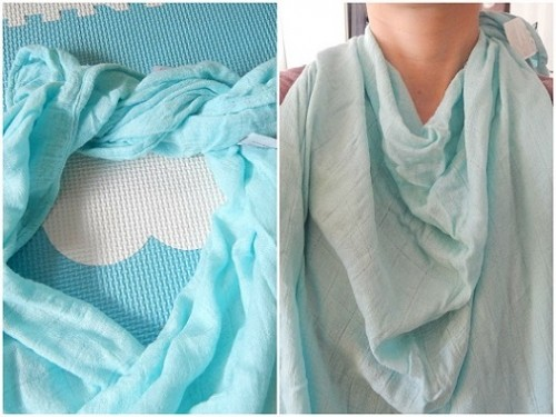 Aden and Anais Muslin Wraps-Nursing Cover
