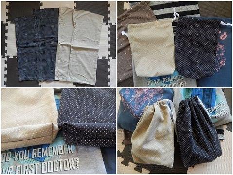 Make A Drawstring Bag From A Tshirt15