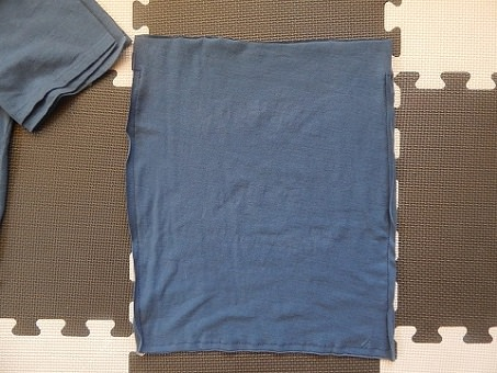 Make A Drawstring Bag From A Tshirt4