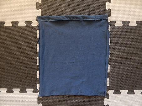 Make A Drawstring Bag From A Tshirt7