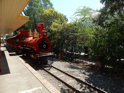Dreamworld Train