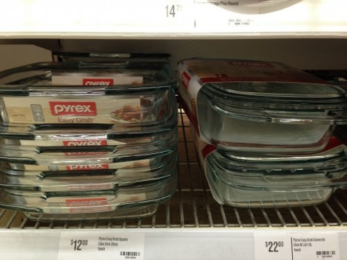 Pyrex Glass Containers8