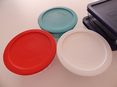 Pyrex Glass Containers9